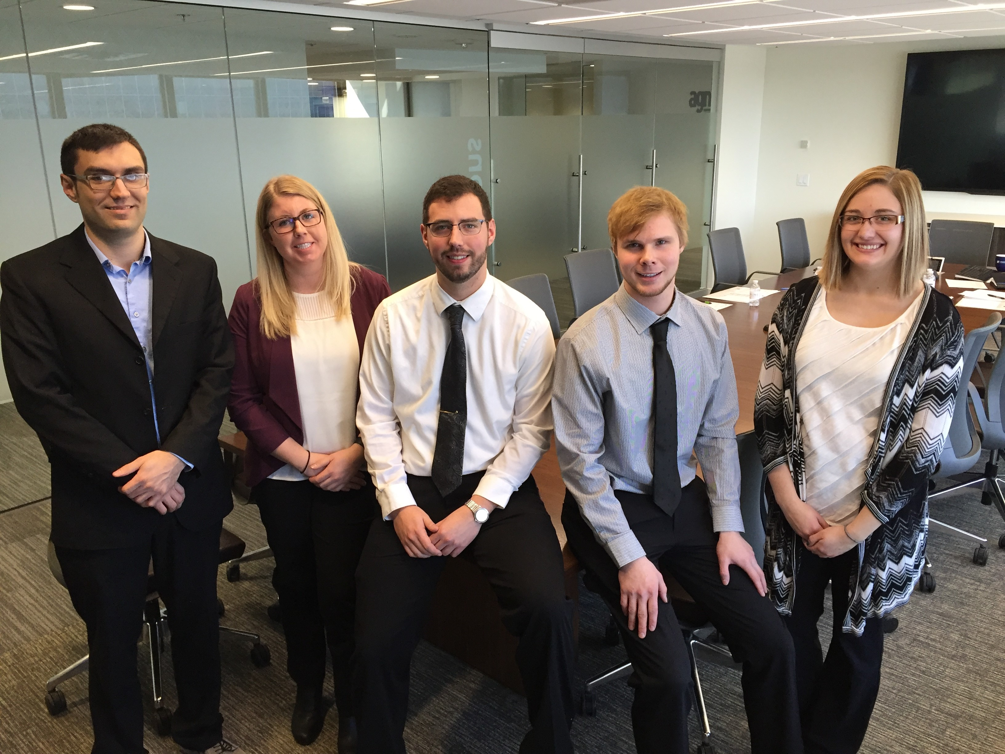 Froehling Anderson's 2017 Interns