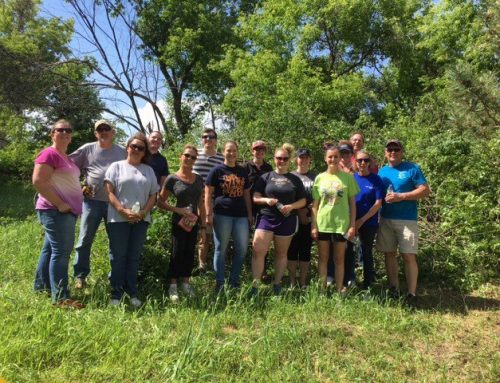 Volunteer Day at Froehling Anderson