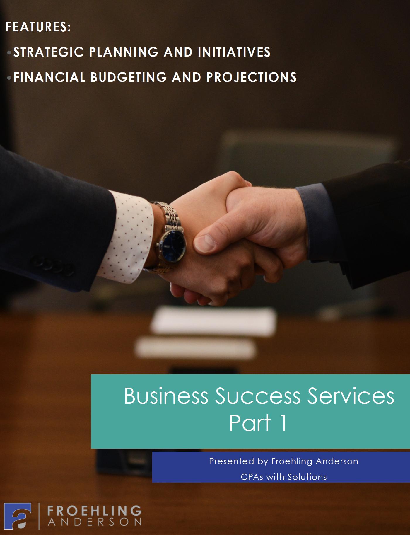Download free eBook - Business Success Services - Part 1